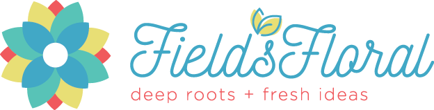 Fields Floral logo